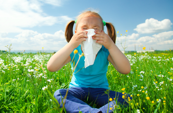 Addressing allergies naturally