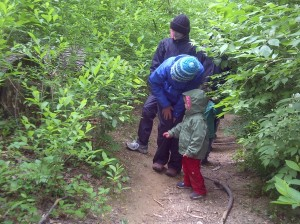 Washington-Waldorf-School-outdoor-Sun-Garden-program-rainy-hike-300x224