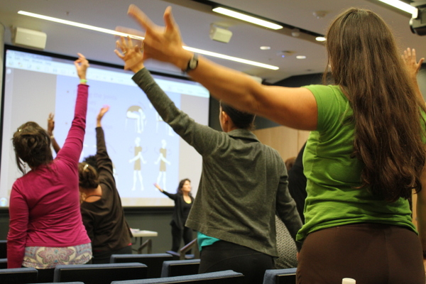 National Kids Yoga Conference Calming Kids 2