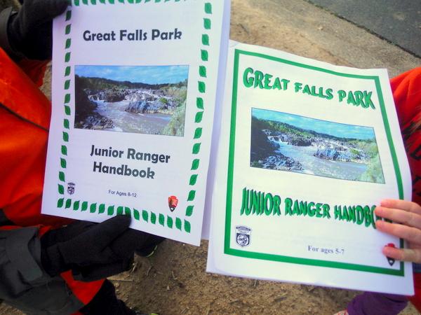 Return to Great Falls Park