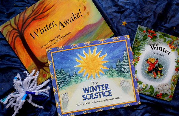 Welcoming winter!