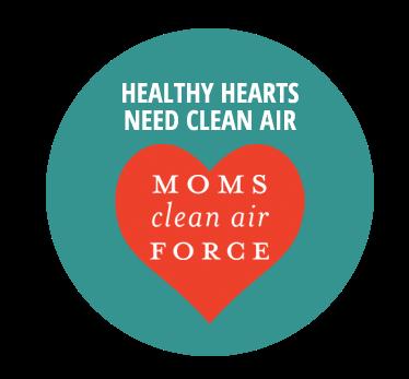MCAF VA Mama Summit heart