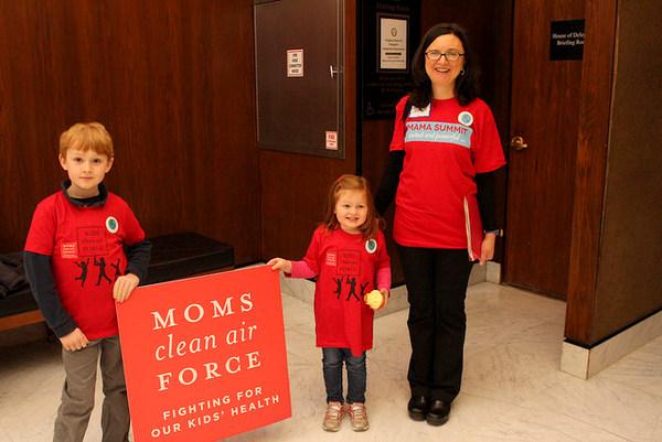 Clean air advocates take their message to Richmond, U.S. asthma capital
