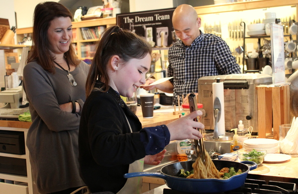 Real Food For Kids Clarendon Williams-Sonoma 2-28-15 Haven