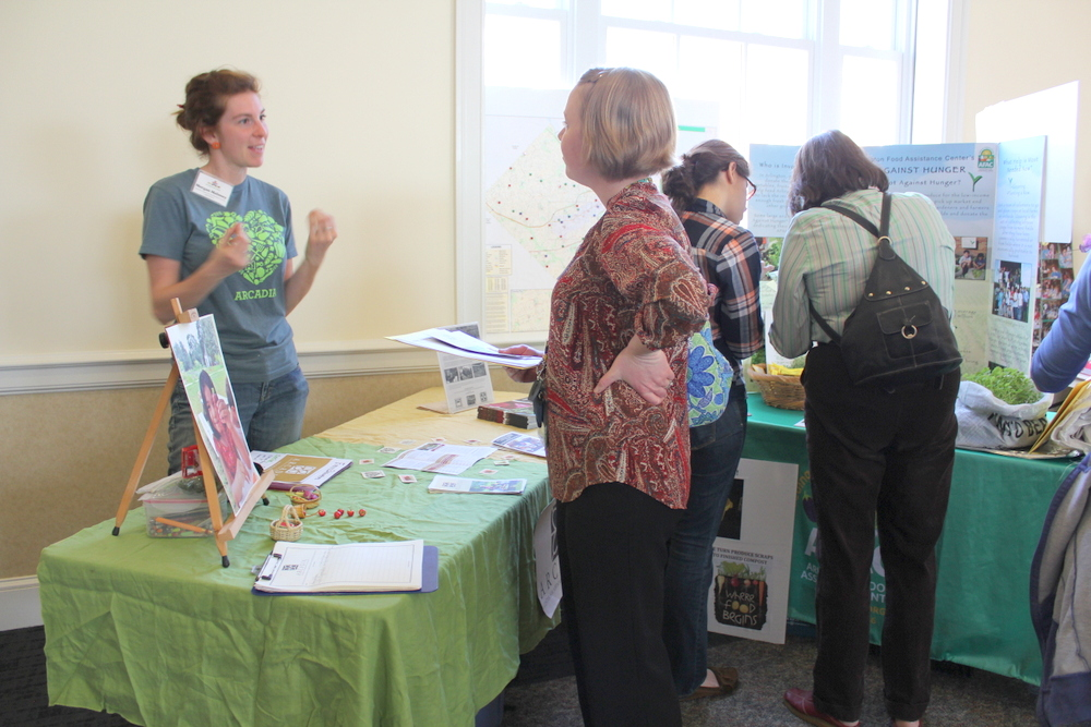 2015 Growing Green Schools in Arlington - Arcadia