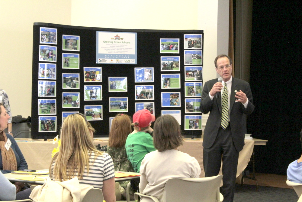 2015 Growing Green Schools in Arlington - Dr. Murphy
