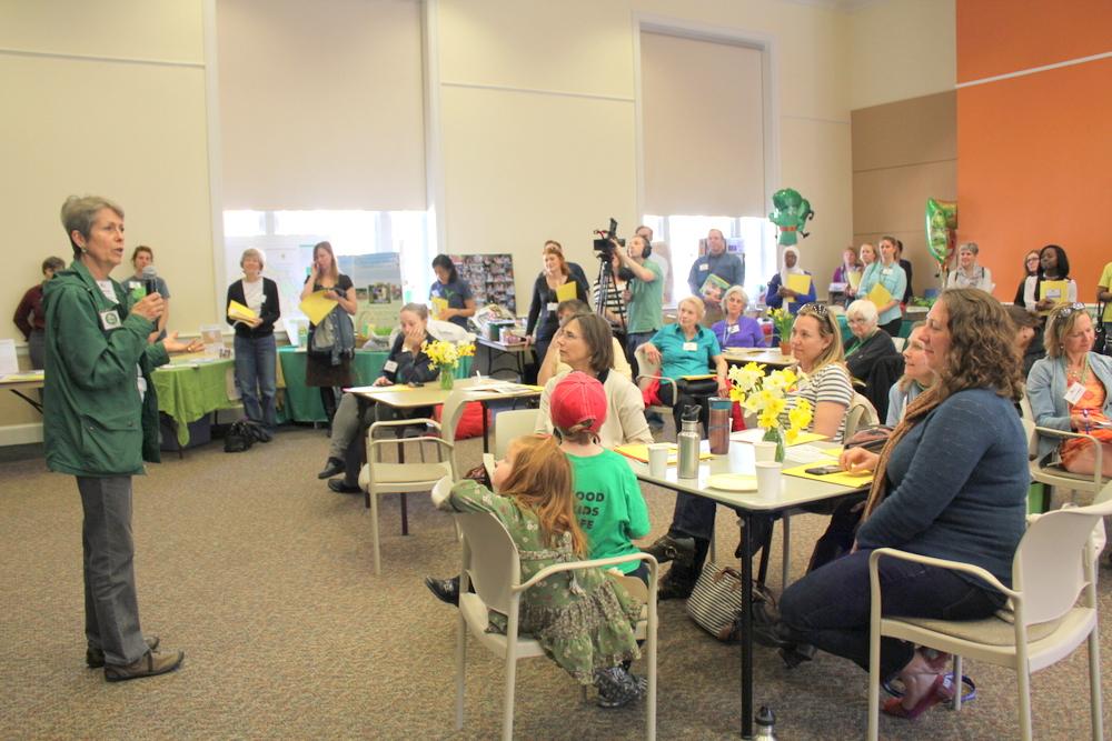 2015 Growing Green Schools in Arlington - Joan Horwitt 2