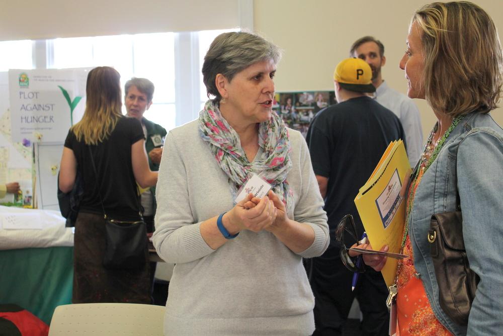 2015 Growing Green Schools in Arlington - Nancy Striniste EarlySpace landscape designer