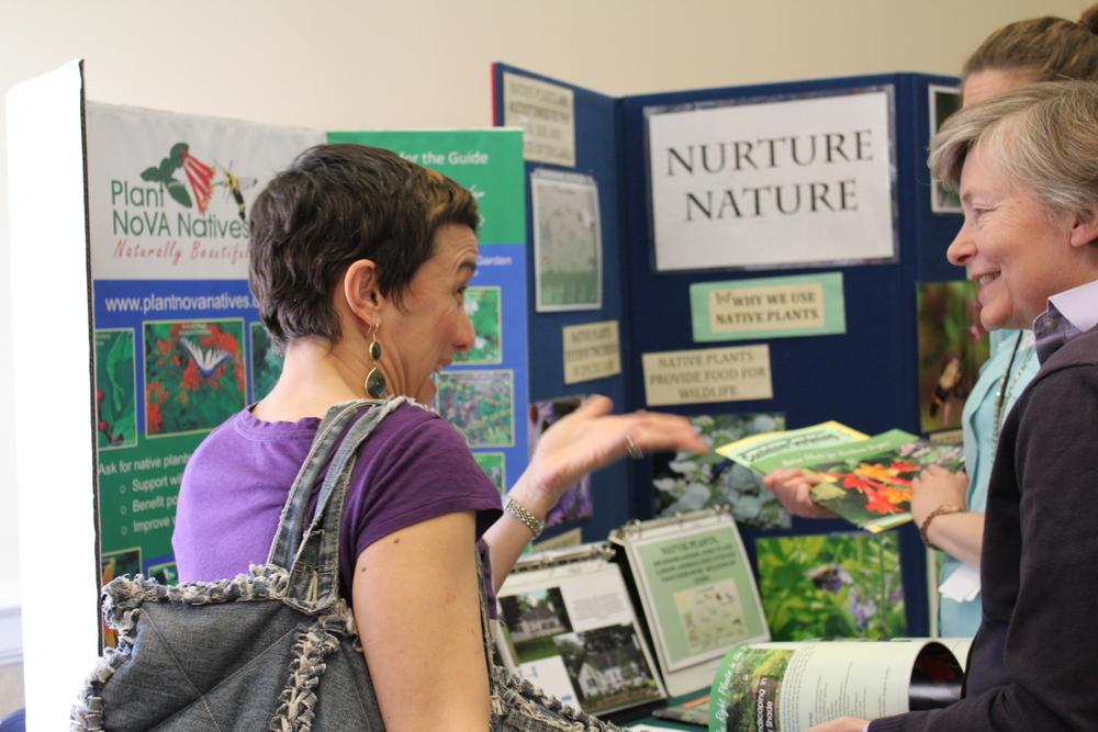 2015 Growing Green Schools in Arlington - native plants