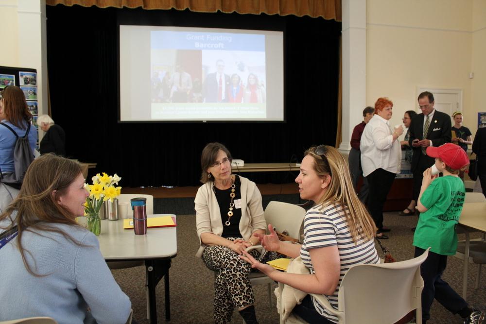 2015 Growing Green Schools in Arlington - participants