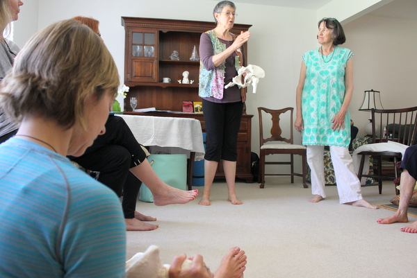 Whole Woman workshop for pelvic health
