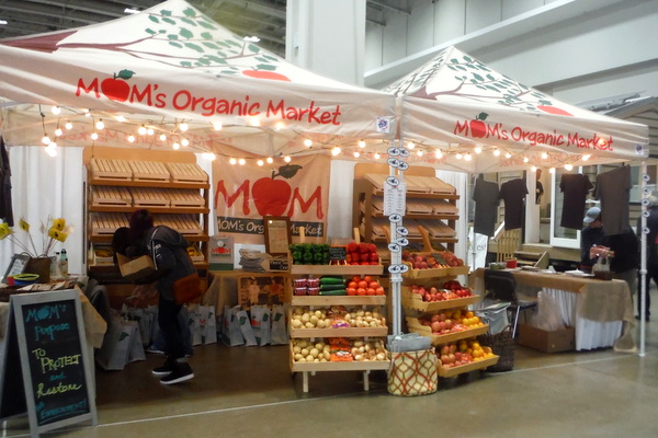 MOMs Organic Market at DC Green Festival 2015