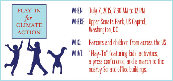 Join the 2nd annual Play-In for Climate Action