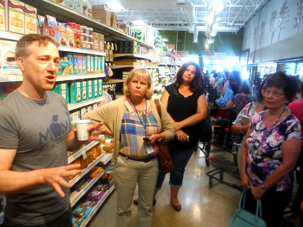 MOM's Organic Market Woodbridge Opening - Scott Nash 2 - Mindful Healthy Life