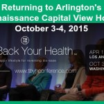 Take Back Your Health Conference returns to Arlington, October 3-4