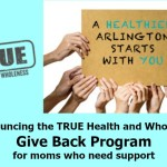 TRUE Fitness Studio Launches Give Back Program for Moms in Need