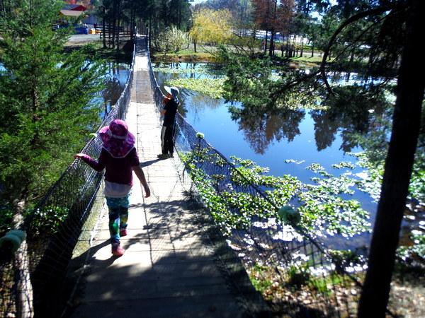 Ticonderoga Farms bridge