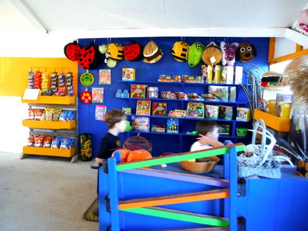 Ticonderoga Farms store 2