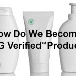 How to Become an EWG Verified Product