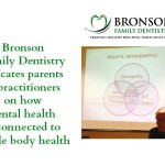 Bronson Family Dentistry addresses whole body health