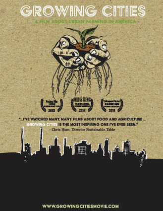 Growing Cities film poster