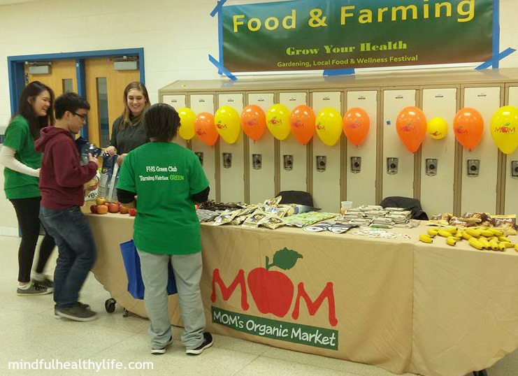 Moms Organic Market Grow Your Health - Mindful Healthy Life