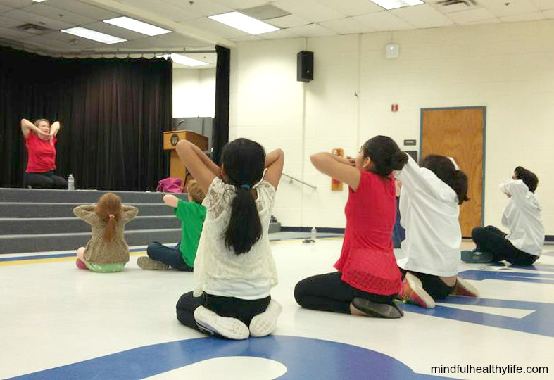 OM Yoga Center - Real Food for Kids - Mindful Healthy Life