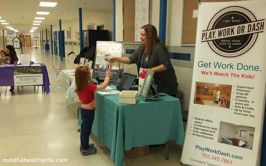 Play Work Dash - Grow Your Health Festival - Mindful Healthy Life