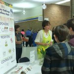 Students compete and learn at Real Food for Kids Culinary Challenge and Wellness Expo