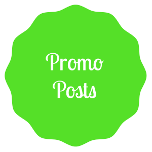 promo posts green