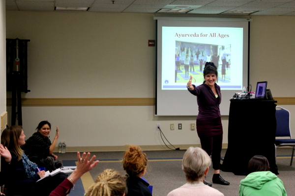 National Kids Yoga Conference 2016 - Dee Marie Ayurveda 3