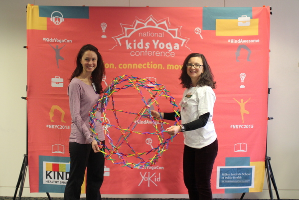 National Kids Yoga Conference 2016 - Jessica Claire Haney
