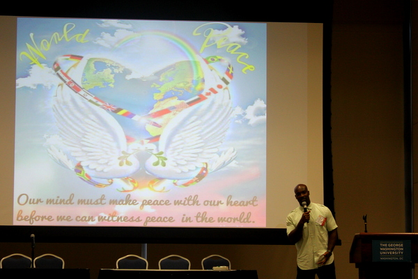 National Kids Yoga Conference 2016 - Prince Daniels Jr 2