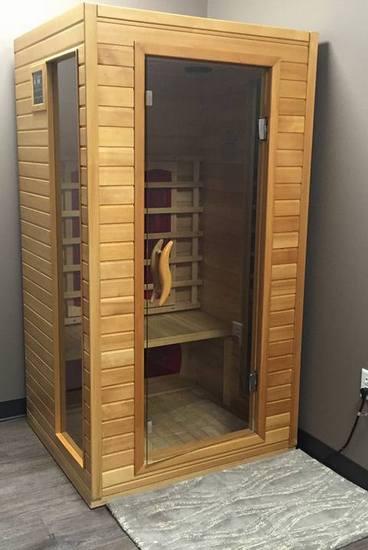 TRUE sauna
