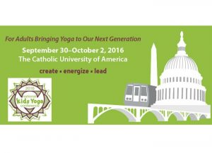National Kids Yoga Conference @ The Catholic University of America | Washington | District of Columbia | United States