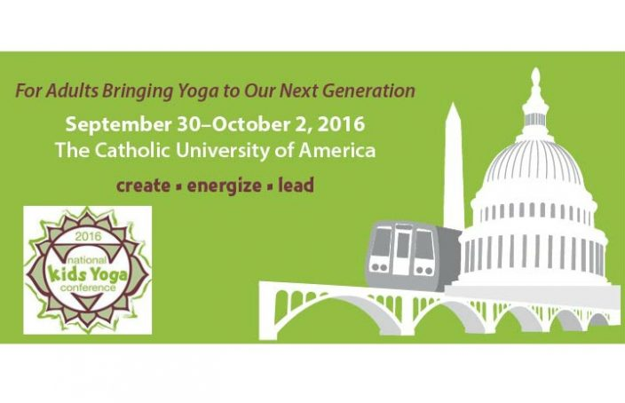 2016 National Kids Yoga Conference