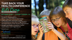 Take Back Your Health Conference & Kids Camp @ Tysons Corner Marriott | Tysons | Virginia | United States