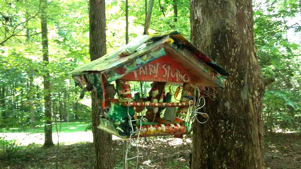Great ... Annmarie Sculpture Garden Finding Fairies U0026 Creating Art In