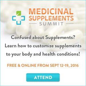 Medicinal Supplements summit