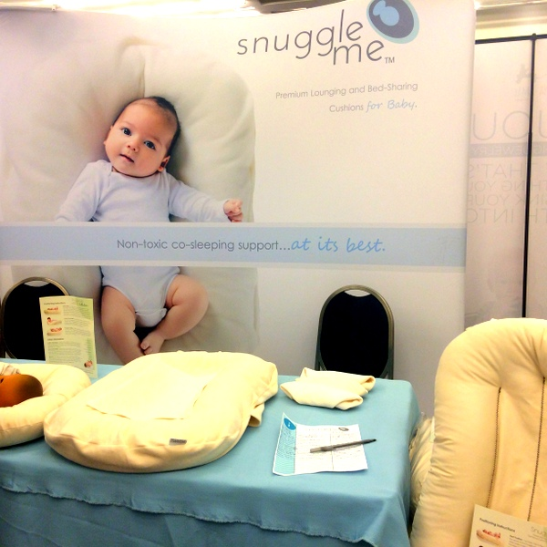 MommyCon DC 2016 Snuggle Me Organic