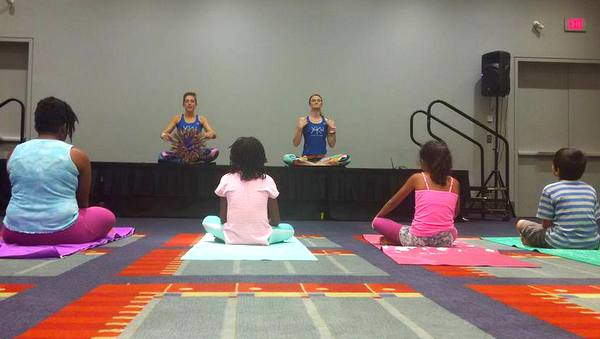 YoKid Yoga at DC Yoga Expo 2016