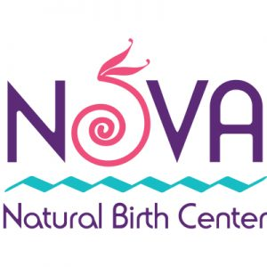 nova natural birth center logo