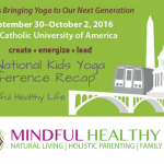 National Kids Yoga Conference 2016 recap