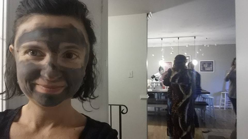 Beautycounter Jessica Claire Haney charcoal mask