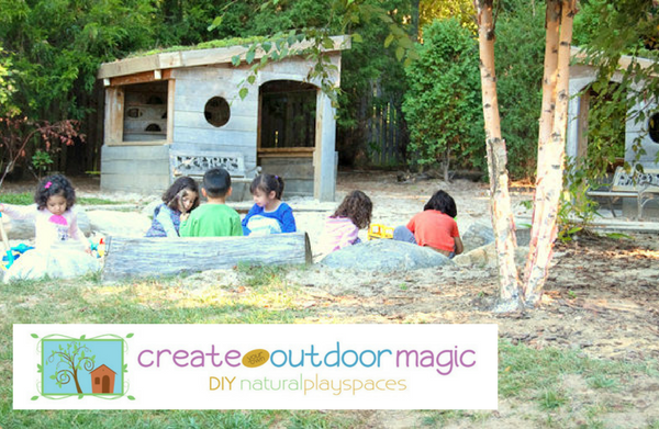Create Your Own Outdoor Magic by EarlySpace