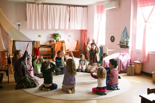 Potomac Crescent Waldorf School Renewing Education In Northern Virginia