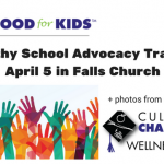 Real Food for Kids: Expo and Healthy School Advocacy Training