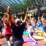Love Your Body Yoga Festival shines light on wellness in & around Reston