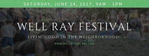 Well Ray @ Del Ray next to Bean Creative | Alexandria | Virginia | United States