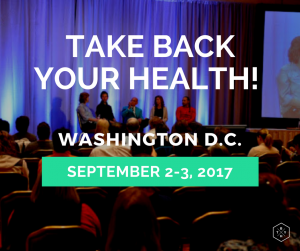 Take Back Your Health Conference! @ Tysons Marriott | Tysons | Virginia | United States